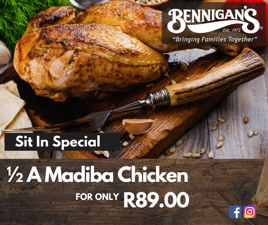 Madiba Chicken
